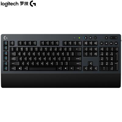 罗技G613 LIGHTSPEED机械键盘 无线机械键盘 游戏机械键盘 无线键盘 蓝牙键盘 吃鸡键盘