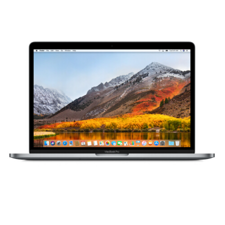 Apple MacBook Pro 13.3如何下载伟德ios版笔记本电脑 深空灰色 2018新款(四核八代i5 8G 512G固态硬盘 MR9R2CH/A )