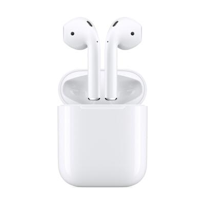 Apple AirPods2代 配有线充电盒 Apple蓝牙伟德国际bv二代