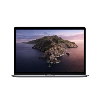 Apple 2019款 MacBook Pro 13.3【带触控栏】八代i5 8G 128G RP645显卡 深空灰 笔记本电脑 轻薄本 MUHN2CH/A