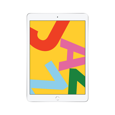 Apple iPad 平板电脑 2019年新款10.2如何下载伟德ios版(128G WLAN版/iPadOS系统/Retina显示屏/MW792CH/A)黑/银/金