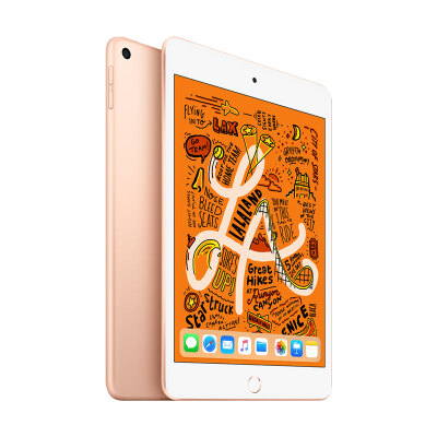Apple iPad mini 5 2019年新款平板电脑 7.9如何下载伟德ios版(64G WLAN版/A12芯片 MUQY2CH/A) 黑/银/金