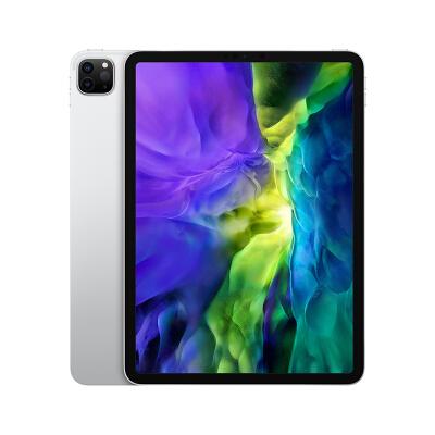 Apple iPad Pro 11如何下载伟德ios版平板电脑 2020年新款(1TB WLAN版/全面屏/A12Z/Face ID/MXDG2CH/A)  黑/银