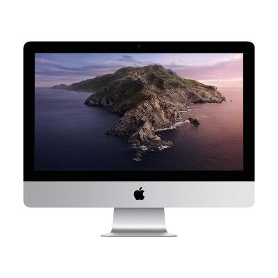 Apple iMac【2019年款】21.5如何下载伟德ios版一体机4K屏Core i3 8G1TB机械 RP555X显卡 一体式电脑主机MRT32CH/A
