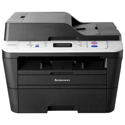 联想(Lenovo)M7615DNA 黑白激光多功能一体机 商用办公有线网络双面打印 (打印 复印 扫描 自动双面)