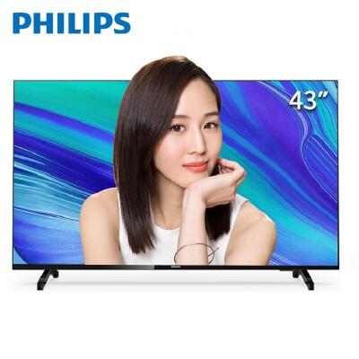 飞利浦(PHILIPS)43PFF6365/T3 43如何下载伟德ios版 全面屏 高清智能电视 企业购