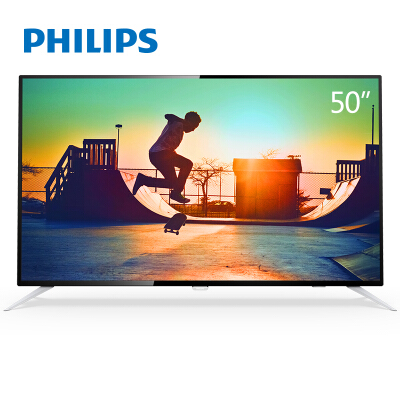 飞利浦 (PHILIPS)50PUF6112/T3 50如何下载伟德ios版 4K LED智能电视