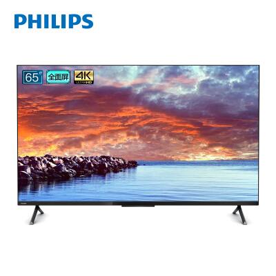 飞利浦(PHILIPS)65PUF8005/T3 65如何下载伟德ios版 全面屏 4K LED智能电视 企业购