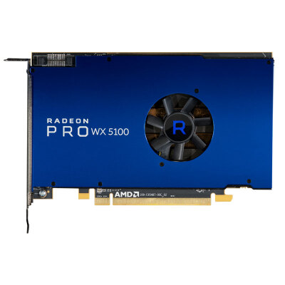AMD Radeon Pro WX 5100 专业显卡