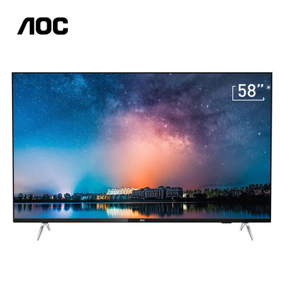 AOC 电视4K超高清全面屏网络智能电视 AI人工智能 HDR 8G大内存 AOC电视58I3 58如何下载伟德ios版