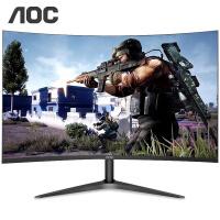 AOC C24B1H显示器 23.6如何下载伟德ios版1500R曲面 HDMI全高清爱眼不闪屏幕 电竞游戏显示屏电脑显示器