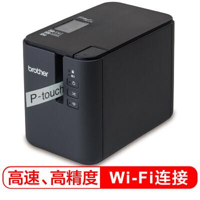 兄弟(brother)PT-P900W 电脑标签打印机