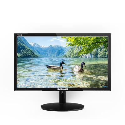 大水牛 V2210 21.5如何下载伟德ios版高清LED显示屏 窄边框支持壁挂(BUBALUS)