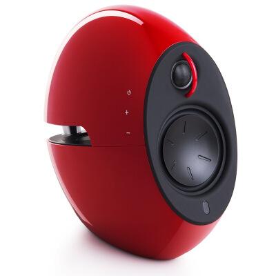 漫步者(EDIFIER) 魔号E225 新一代电视/客厅音响 蓝牙 电脑音箱 手机平板通用 E225 红色/黑色/白色