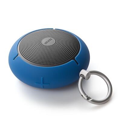漫步者(EDIFIER)M100 迷你型蓝牙音箱 三防户外音箱 便携插卡音响 微信支付宝收款扩音器 蓝色/绿色/黄色