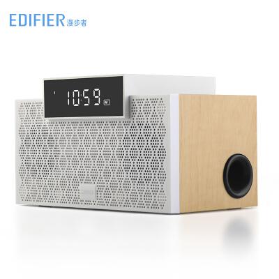 漫步者 (EDIFIER) M260 多功能小型音箱 蓝牙音箱 闹钟音箱 有源音箱 蓝牙5.0 经典版/清新版
