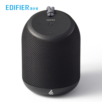 漫步者(EDIFIER)MB200 专业户外蓝牙音箱 便携音箱 音响 动感黑/魅力红