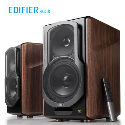 漫步者(EDIFIER)S2000MKIII 划时代新经典 HIFI级2.0有源音箱 蓝牙5.0音箱 音响 电脑音箱 电视音响