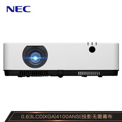 NEC NP-CR2310X商务办公投影仪家用投影机(标清 4100流明 白天直投)