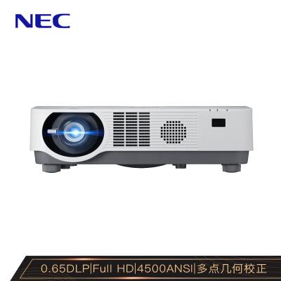 NEC NP-CR5450HL 激光投影仪 投影机办公(1080P全高清 4500流明 HDMI 1.7倍变焦 镜头位移)
