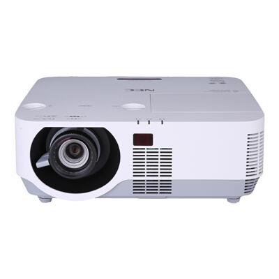 NEC NP-CR5450W 投影仪 投影机办公(高清宽屏 4500流明 HDMI 1.7倍变焦 镜头位移)
