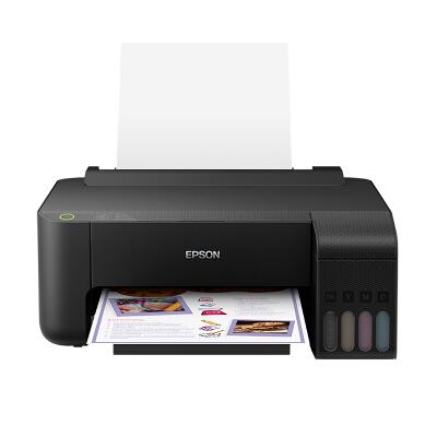 爱普生(EPSON) 墨仓式 L1119 彩色喷墨打印机 照片/家庭作业打印