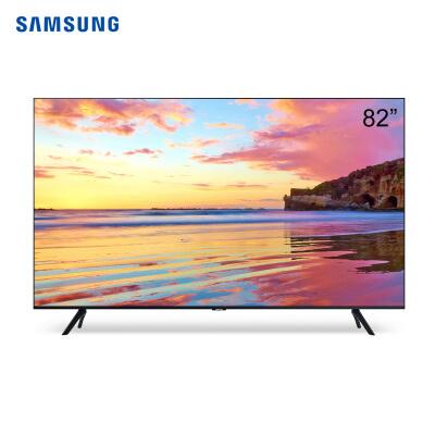 三星(SAMSUNG)82如何下载伟德ios版 UA82TU8000JXXZ 4K超高清 HDR 物联IoT 人工智能 教育资源液晶电视机