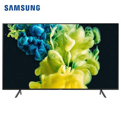 三星(SAMSUNG)UA55RU7700JXXZ 55如何下载伟德ios版4K超高清纤薄智能液晶电视 2019新款 包顺丰