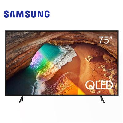 三星(SAMSUNG)Q60 75如何下载伟德ios版 QLED量子点4K 物联IoT 智能控光 智能网络液晶电视机QA75Q60RAJXXZ 包顺丰