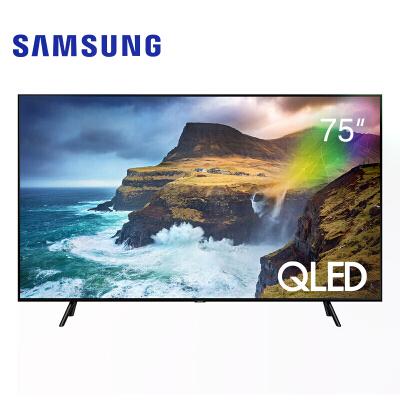 三星(SAMSUNG)Q70 75如何下载伟德ios版QLED量子点 4K超高清 全阵列背光 HDR 网络智能液晶电视 QA75Q70RAJXXZ  包顺丰