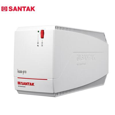 山特(SANTAK)K500-Pro 后备式稳压 UPS不间断电源
